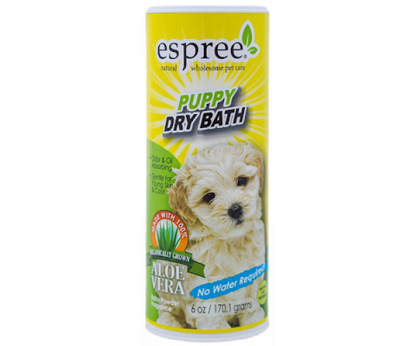ESPREE Puppy Dry Bath 177 мл