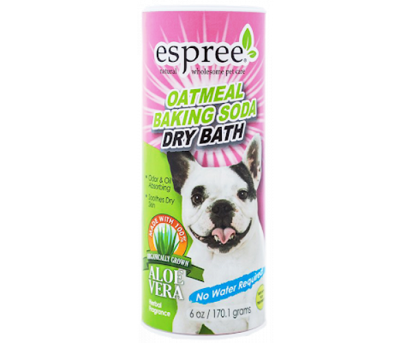 ESPREE Oatmeal Baking Soda Dry Bath 177 мл