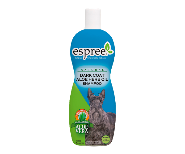 ESPREE Dark Coat Aloe Herb Oil Shampoo 591 мл