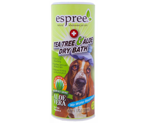 ESPREE Tea Tree & Aloe Dry Bath 177 мл