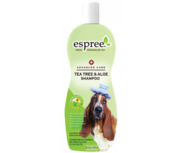 ESPREE Tea Tree & Aloe Shampoo 591 мл